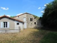 Grange à rénover avec la petite maison référence 12390TB86