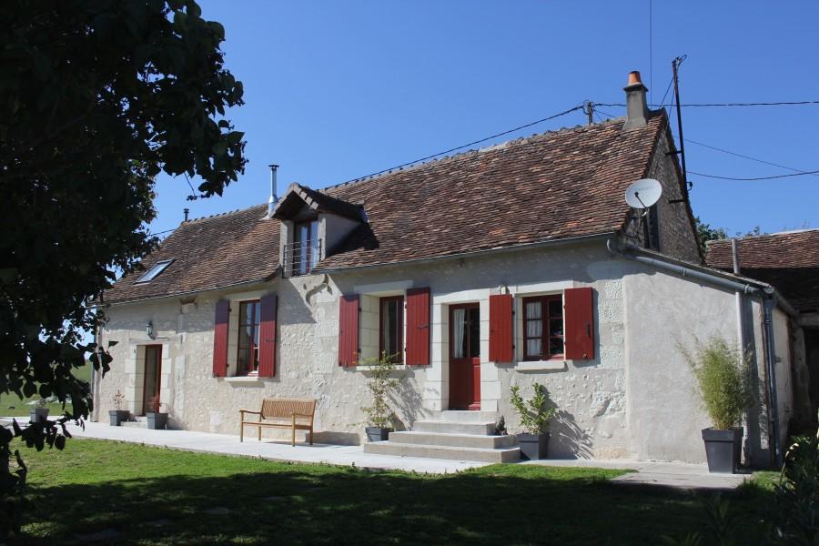 Maison vendre en centre indre et loire tournon st for Acheter une maison a 2