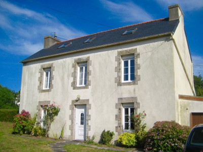 French property, houses and homes for sale in ST GOAZEC Finistere Bretagne