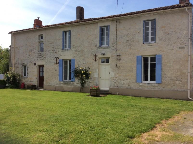 Maison vendre en pays de la loire vendee le langon 3 for Acheter maison saint cloud