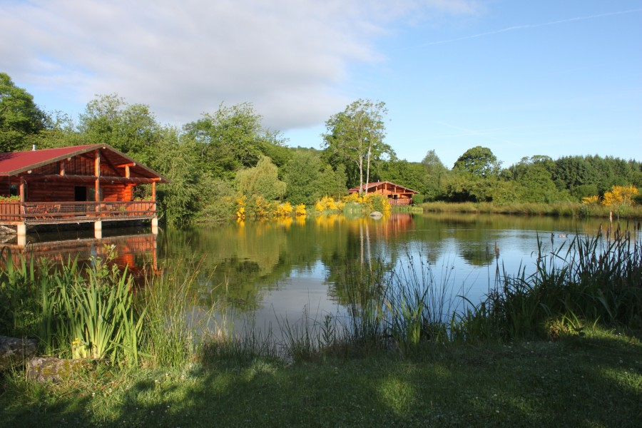 Limousin Property With Lake
