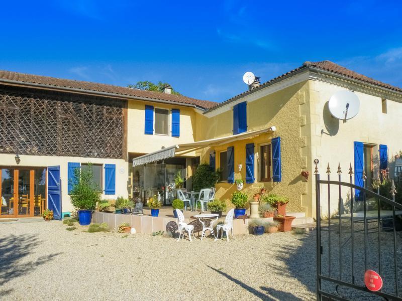 Maison vendre en midi pyrenees gers mielan maison de for Acheter maison gers