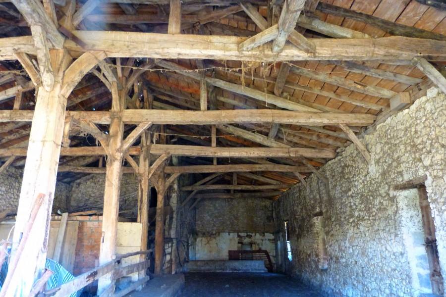 Grange vendre en aquitaine lot et garonne marmande for Acheter une maison en bretagne sud pas cher