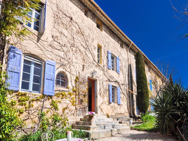 Maison vendre en paca vaucluse st martin de castillon for Acheter maison vaucluse