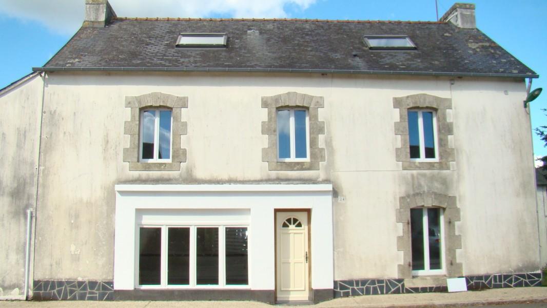 Maison Vendre En Bretagne Finistere Laz Joli Magasin