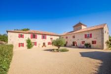 chateau à vendre à Creon d Armagnac, Landes, Aquitaine, avec Leggett Immobilier