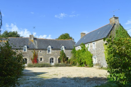 French property, houses and homes for sale in MERLEAC Cotes_d_Armor Brittany