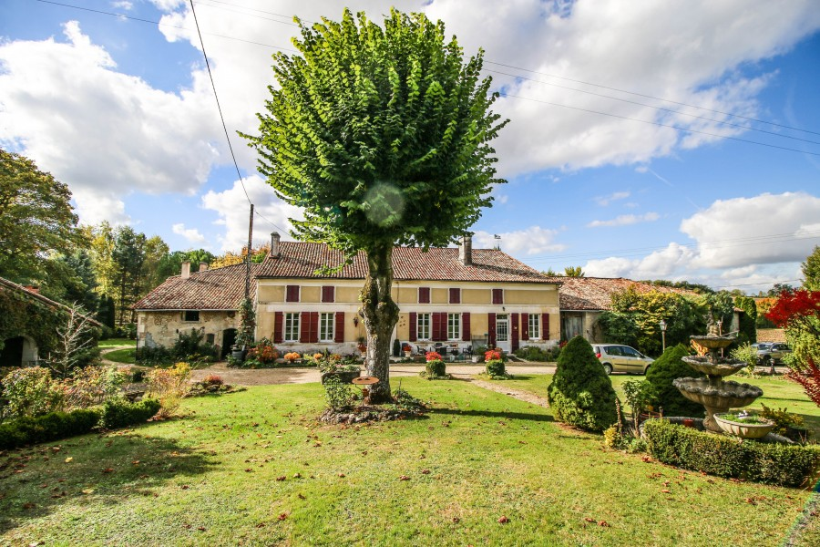 House For Sale In Barbezieux St Hilaire Charente