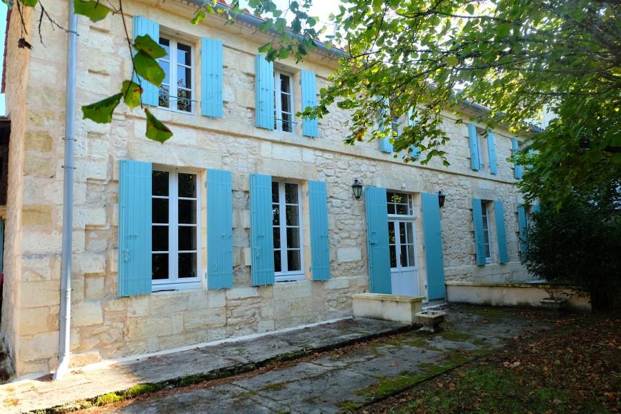 Maison vendre en aquitaine gironde francs belle maison for Acheter une maison en gironde