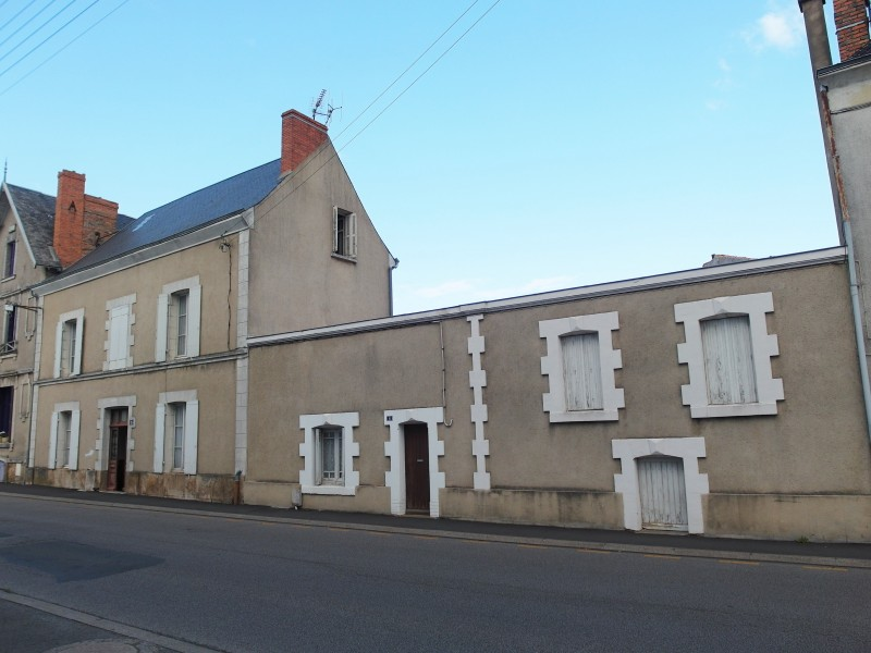 Centre Ville Thouars M