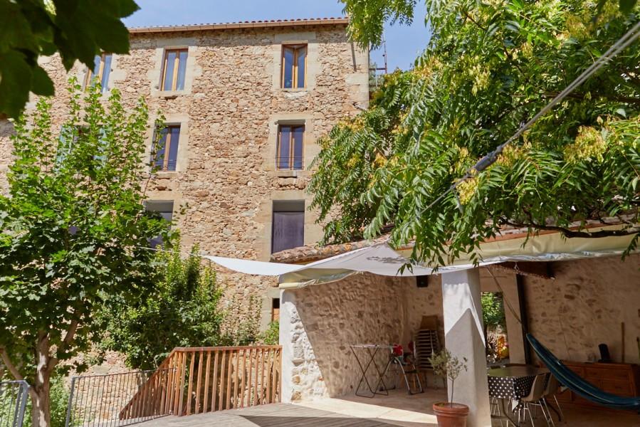 Moulin vendre en languedoc roussillon herault st etienne de gourgas propri t en pierre - Bassin ancien vendre saint etienne ...