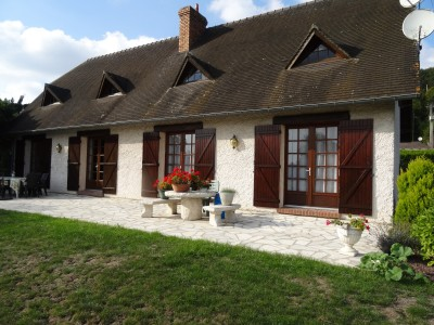 French property, houses and homes for sale in IVRY LA BATAILLE Eure Higher_Normandy