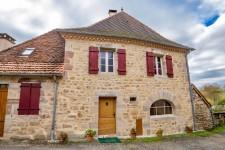 Maison de bourg rénovée au cœur d'un des plus beaux villages de France