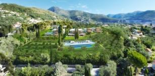 Nice - Gairaut Appartement de luxe, 3 chambres avec vue magnifique sur la Côte d'Azur.
