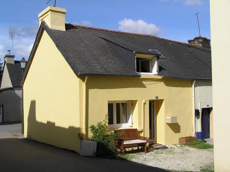 Maison à vendre en Bretagne Finistere ST THOIS Idéale