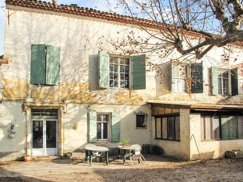 Maison Vendre En Paca Bouches Du Rhone Arles Grande