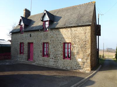 French property, houses and homes for sale in ST SYMPHORIEN DES MONTS Manche Normandy