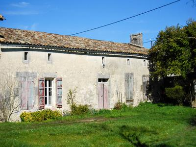 French property, houses and homes for sale in VIGNOLLES Charente Poitou_Charentes