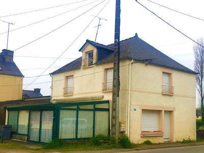 French property, houses and homes for sale in ST MARTIN SUR OUST Morbihan Brittany