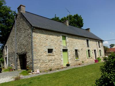 French property, houses and homes for sale in ST ABRAHAM Morbihan Brittany
