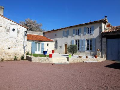 French property, houses and homes for sale in MOULIDARS Charente Poitou_Charentes