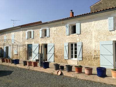 French property, houses and homes for sale in LOULAY Charente_Maritime Poitou_Charentes