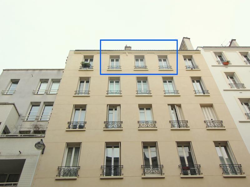 Appartement 1 pièce  à vendre à PARIS XVII (75017) -  Paris