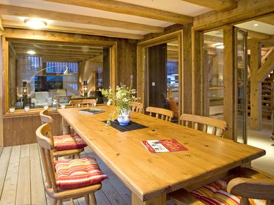 Traditional savoyard farmhouse, fully renovated to a luxurious standard, located in a quiet south-facing hamlet with stunning views of the Samoëns valley. Currently operating as a successful business, this amazing property would also make a beautiful home.