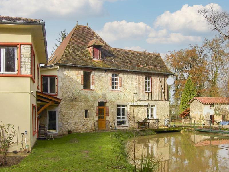 Moulin à vendre à MAUVEZIN D ARMAGNAC(40240) - Landes