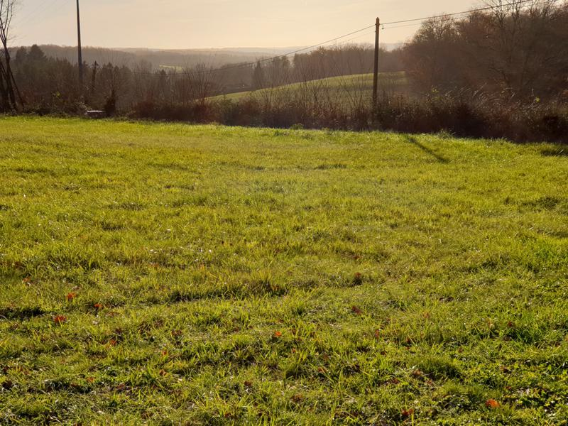 Terrain à vendre à TOURTOIRAC(24390) - Dordogne