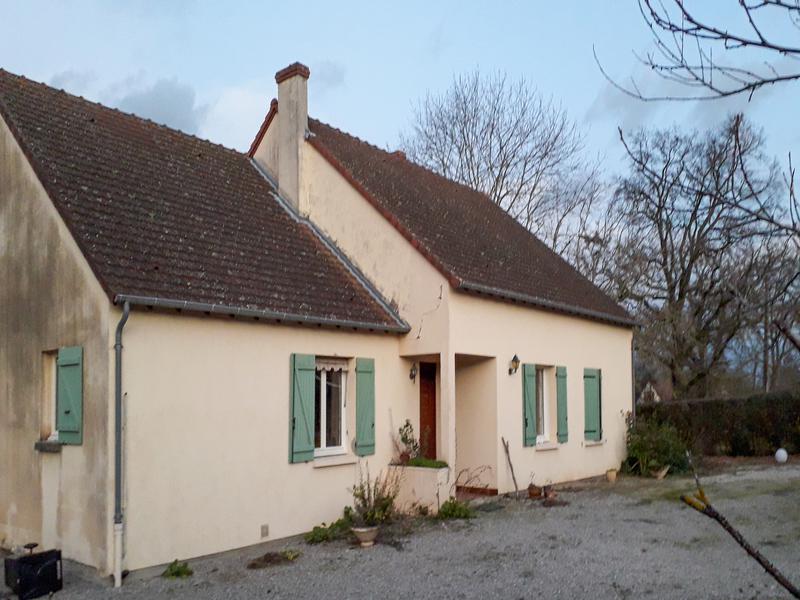 Maison à vendre à BOURBON L ARCHAMBAULT(03160) - Allier