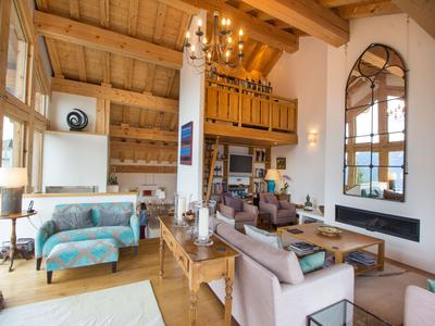 Stunning Alpine home with incredible views and access to La Rosière, Ste Foy, Les Arcs, Val d'Isère and Tignes.