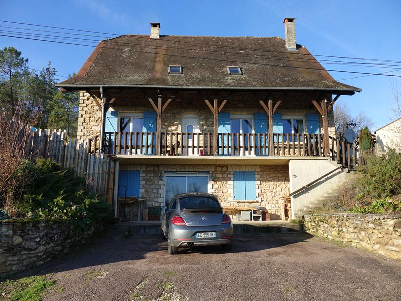 Maison à vendre à QUINSAC(24530) - Dordogne