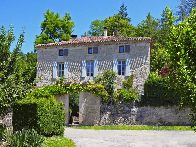 Maison à vendre à SAINT MARTIN DE VERS(46360) - Lot