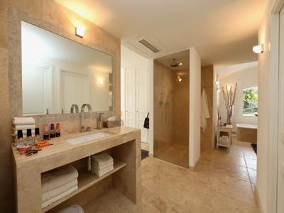 Grimaud, Villa converted from  ancient stone farm house with pool.