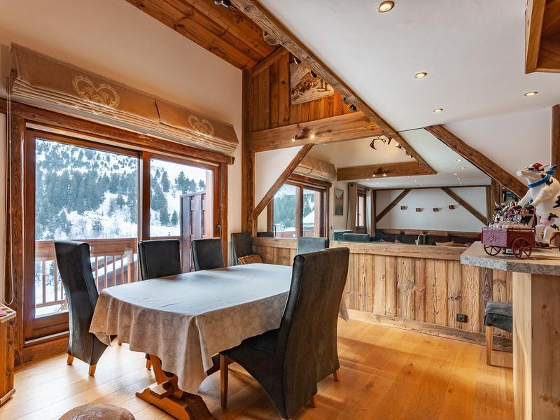 Appartement 6 pièces à vendre à MERIBEL MOTTARET (73550) -  Savoie