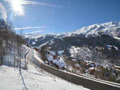 Exceptional new build 3-bedroom + bunk room, freehold apartment with spa - Meribel Centre (save up to 20% TVA*  + approx. 5% purchase fees**)