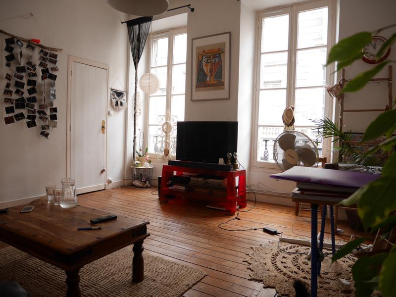 Apartment for sale in BORDEAUX - Gironde - Apartment type 3 Bordeaux Center  France REF: 109997MBE33 | [14413]