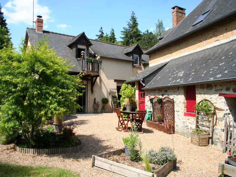 Maison à vendre à SILLE LE GUILLAUME(72140) - Sarthe