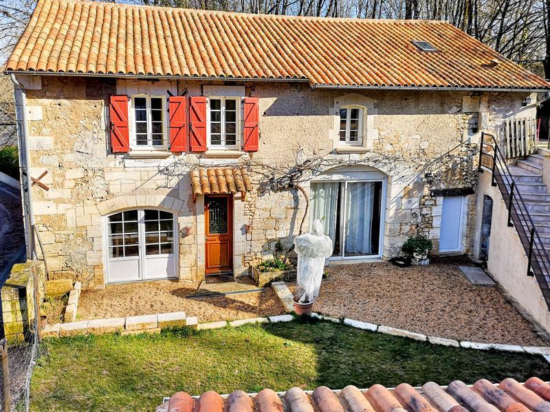 Maison à vendre à LA CHAPELLE FAUCHER(24530) - Dordogne