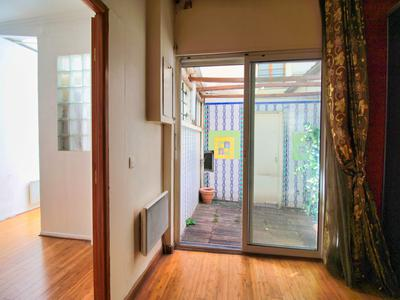2/3 bed duplex renovated apartment near Nation (Artists or musiciens welcome)