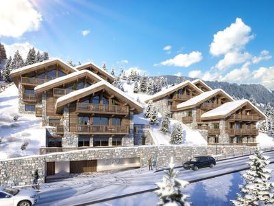 apartmentin MERIBEL