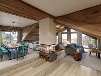 appartement à vendre à MERIBEL, Savoie, Rhone_Alpes, avec Leggett Immobilier