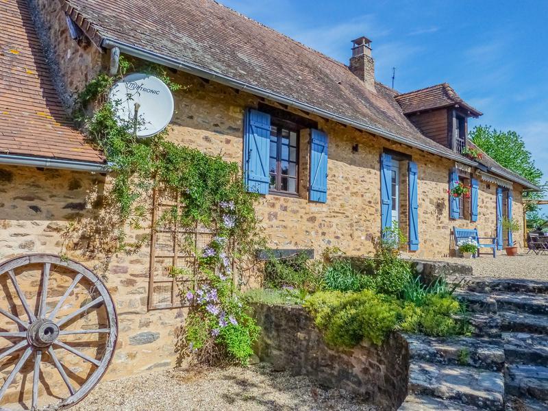 Maison à vendre à SARRAZAC(24800) - Dordogne