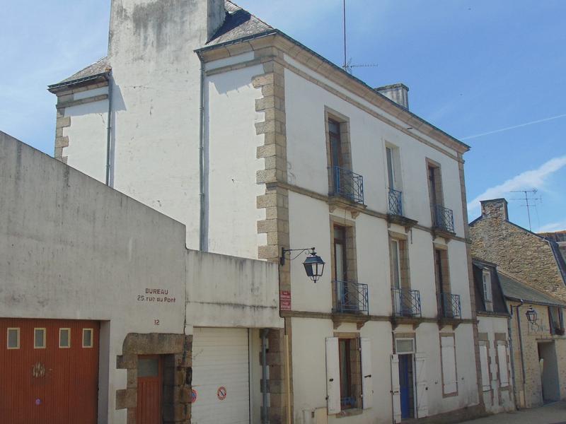 Maison à vendre à PONTIVY(56300) - Morbihan