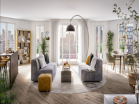 French property for sale in LA GARENNE COLOMBES, Hauts de Seine - €1,217,000 - photo 3