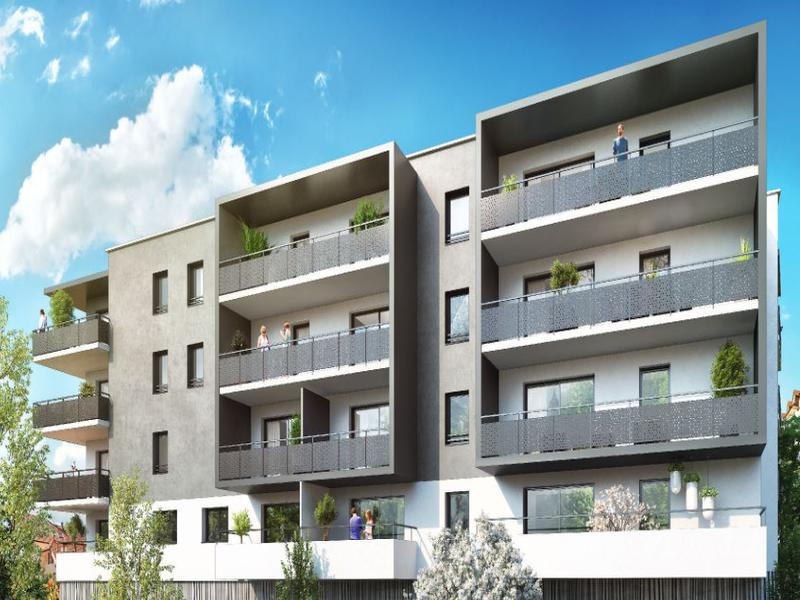 Apartment For Sale In Thonon Les Bains Haute Savoie Stunning Second Floor New Build 2 Bedroom Apartment For Sale In Thonon Les Bains Huge Balcony And Private Parking France Ref 123255lsz742 14526