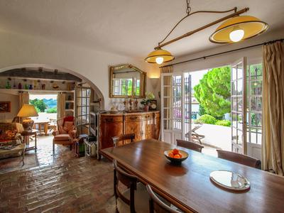 Unique Mas Provencal in historical Saint Paul de Vence, a mere stones throw from the village centre