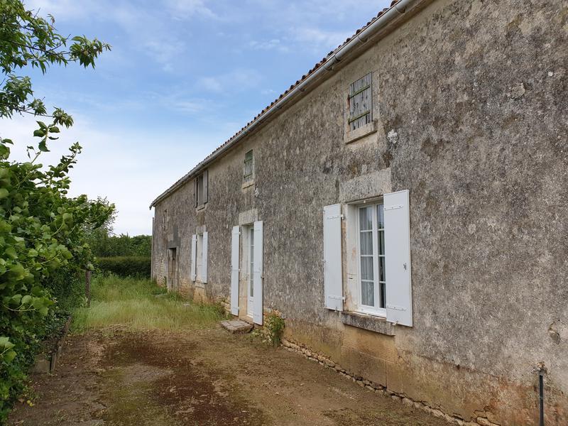 Maison à vendre à MAILLEZAIS(85420) - Vendee