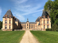 chateau for sale in JOUARS PONTCHARTRAINYvelines Ile_de_France